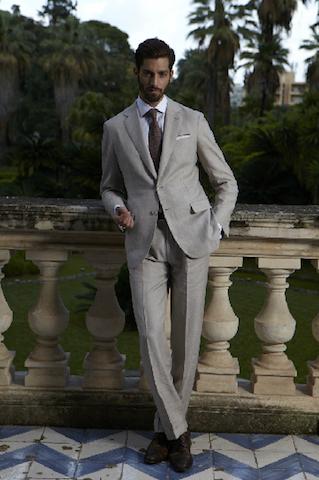 Серый костюм, какого цвета галстук? - Мода и стиль - Foren