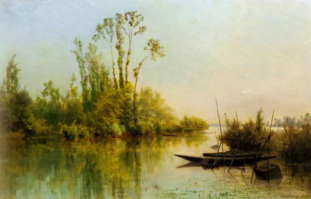 Виргинские острова Шарль-Франсуа Добиньи