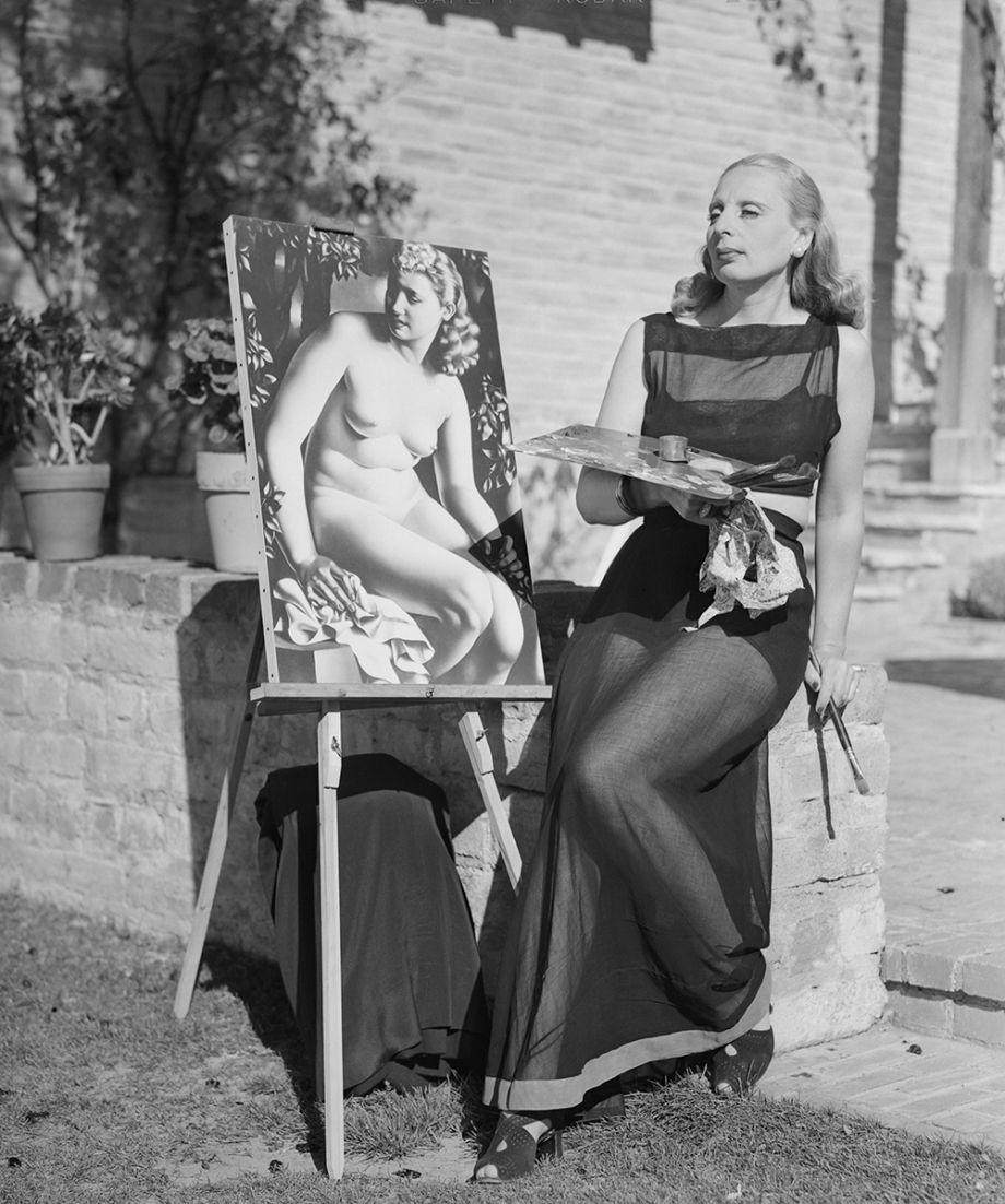 Тамара Лемпицкая, 1900. Фото: Bettmann Archive/ Getty Images