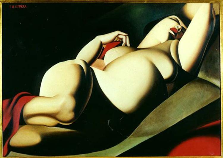 La Belle RafaelaТамара Лемпицка 1927 г.