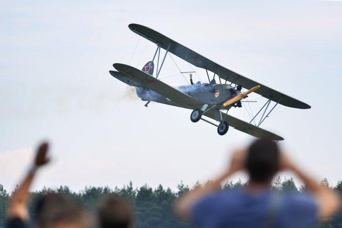 9 сентября 2020 года во время авиашоу в Пльзене (Пльзень) © iroslavChaloupka, CTK, Globallookpress