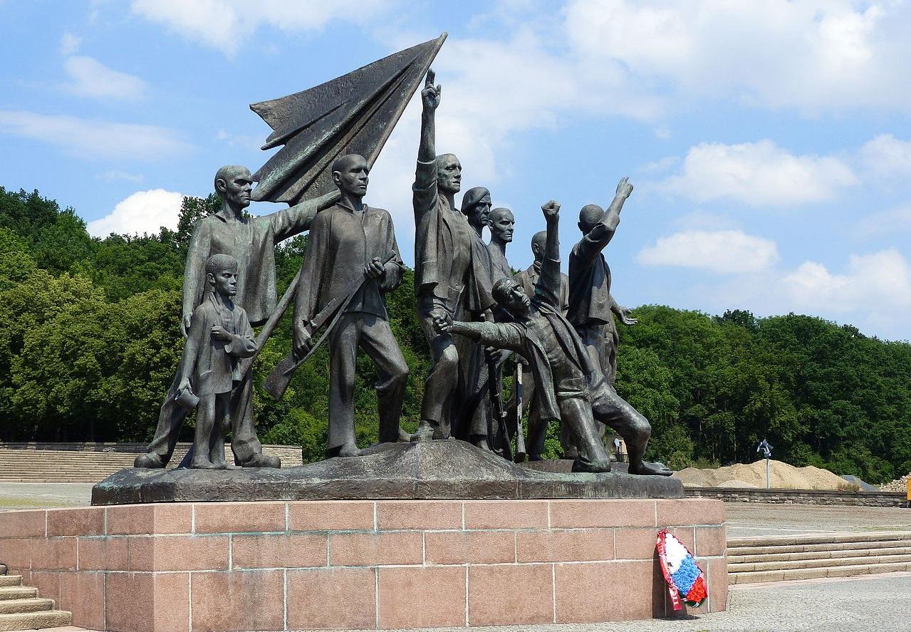 Мемориал жертвам Бухенвальда / Фото: Wikimedia Commons / Dr. Bernd Gross / CC BY-SA 4.0