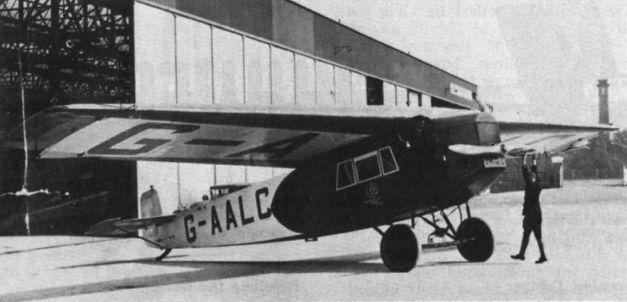 Fokker FIII