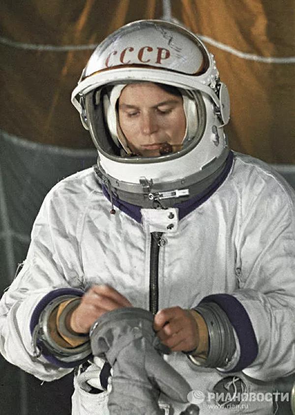 Валентина Владимировна Терешкова —