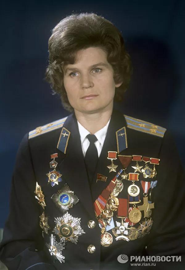 Валентина Владимировна Терешкова © РИА Новости / Александр Моклецов