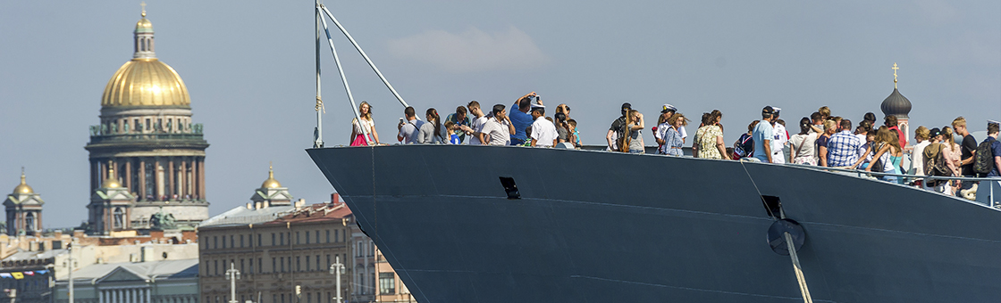 25 июля 2021 г. в Санкт-Петербурге отмечается День Военно-Морского Флота.