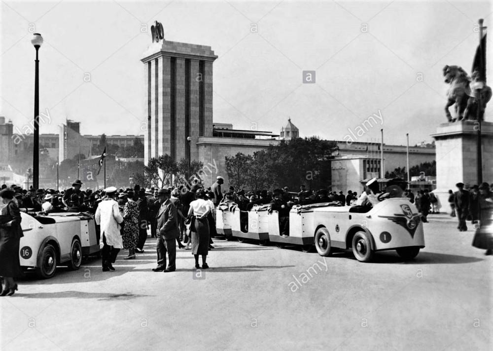 Всемирная выставка в Париже 1937 г.