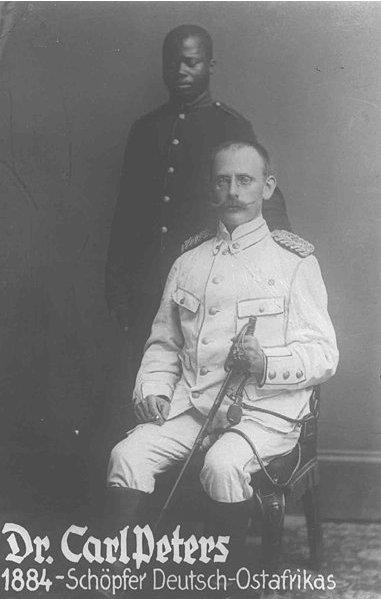 Карл Петерс — завоеватель Восточной Африки