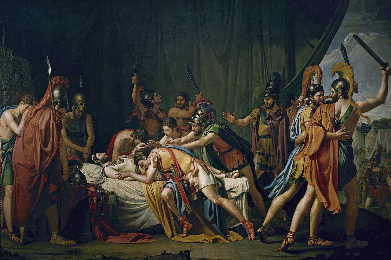 Смерть Вириата (1806-1807)