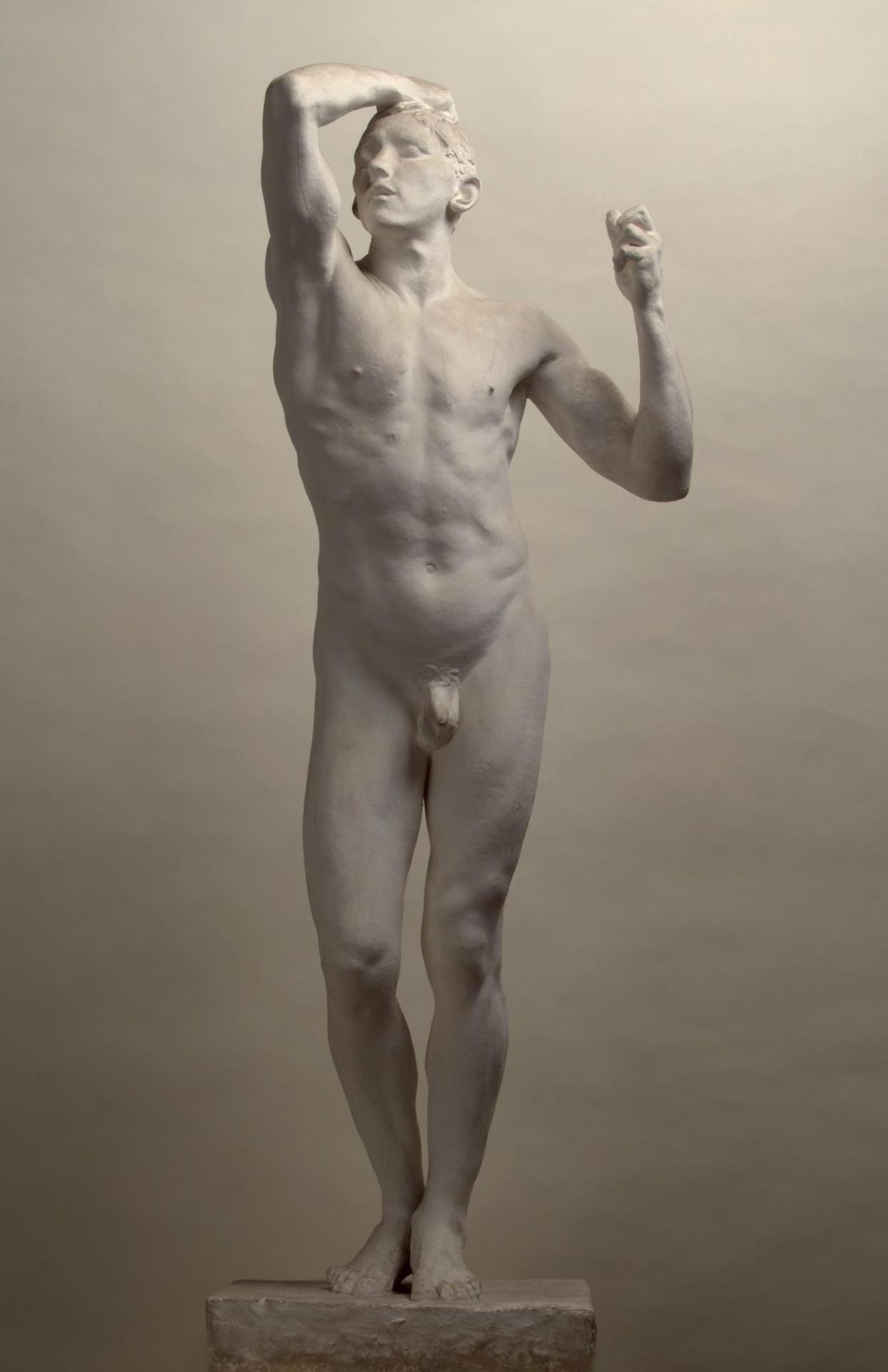 «Бронзовый век» между 1877 и 1914 гг. скульптура Огюста Родена