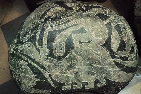 камень Ики