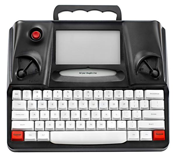 Freewrite Smart Typewriter - современная пишущая машинка.