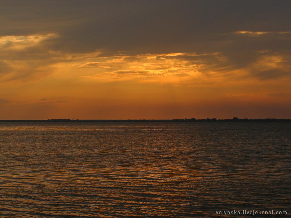 Озеро Бурнас.