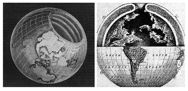 теория полой земли доказательства