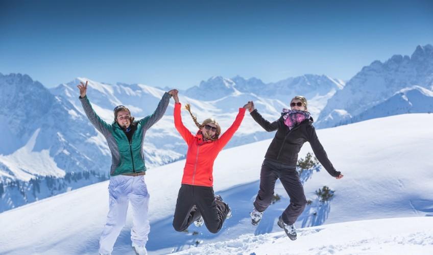 ТОП-6 горнолыжных курортов Европы