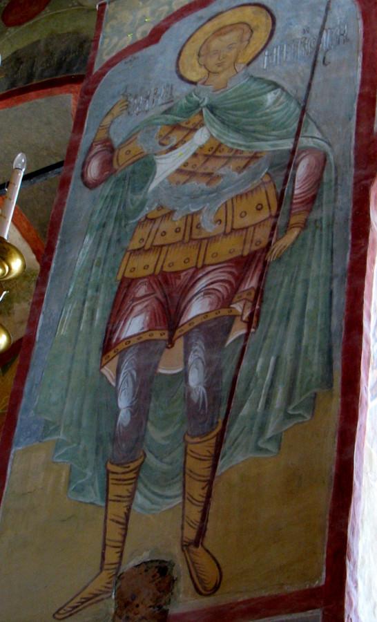 Доспехи святых воинов в Свияжске