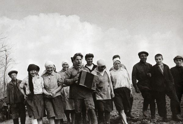 Антисоветские нродные частушки советского времени