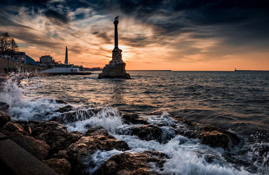 Севастополь-в-феврале