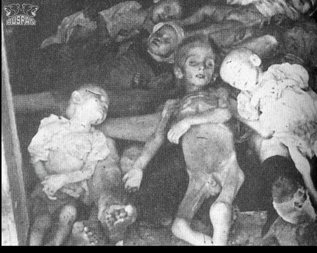 Дети, умершие от голода