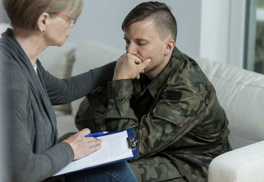 Военный-психолог