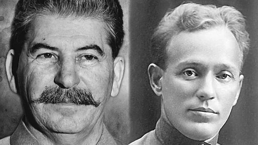 Шолохов-сталин