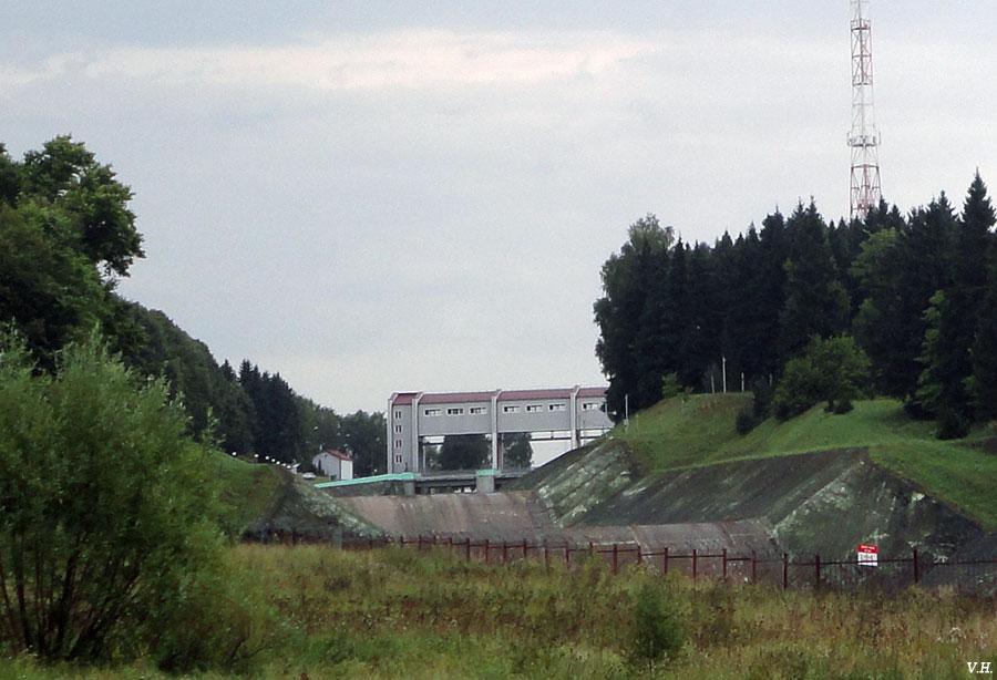 Истринская-плотина