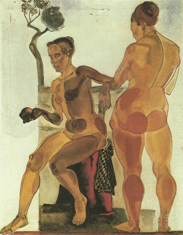 Знаменитый советский художник Александр Дейнека был геем? 29