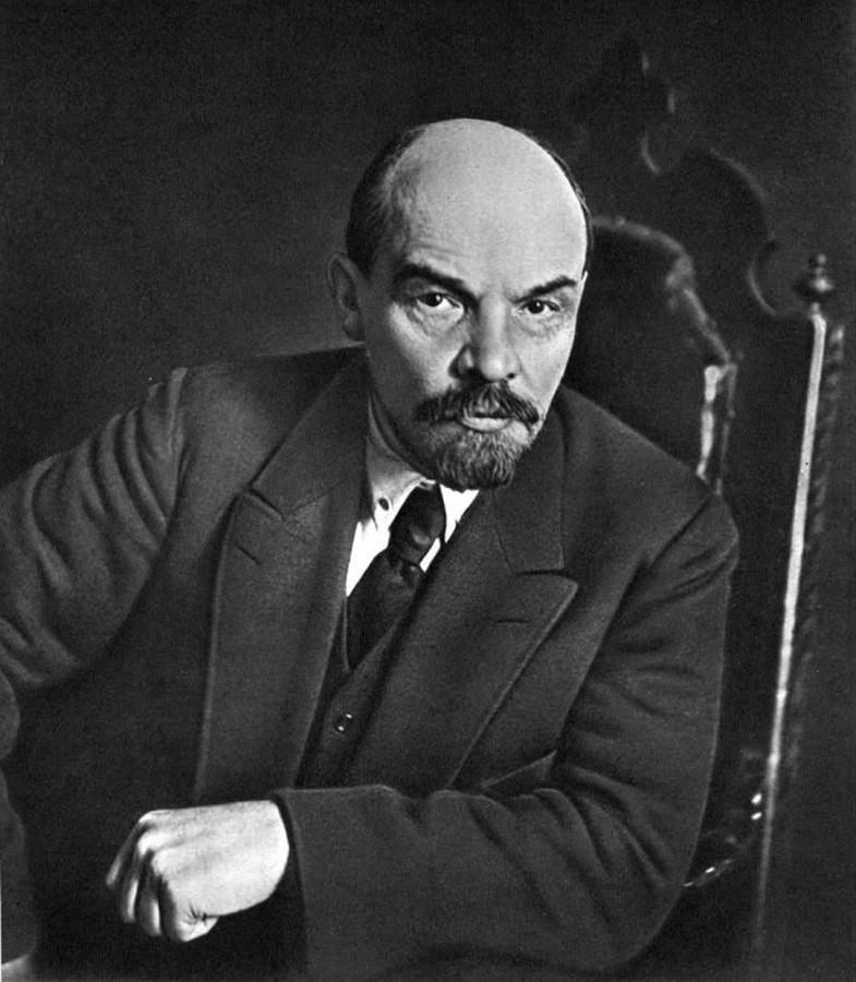 Ульянов-Ленин