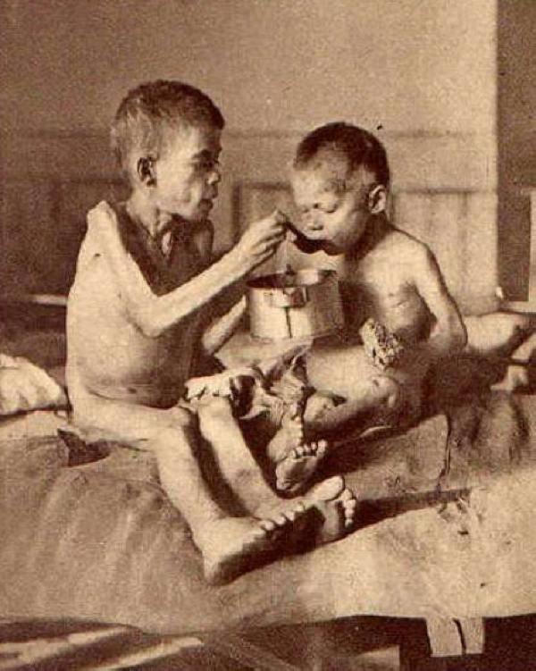 Перманентная продовольственная катастрофа при Сталине