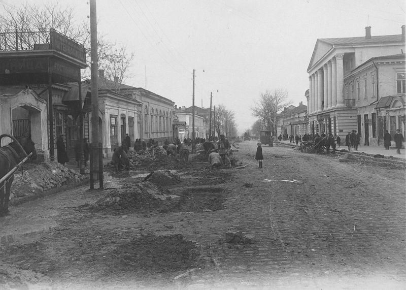 Таганрог улица Петровская