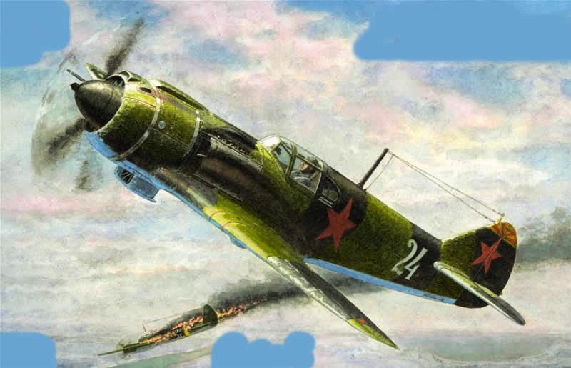 Инфоснаряды и сведения: Советская авиация понесла наименьшие потери во Второй Мировой войне из всех воюющих держав.