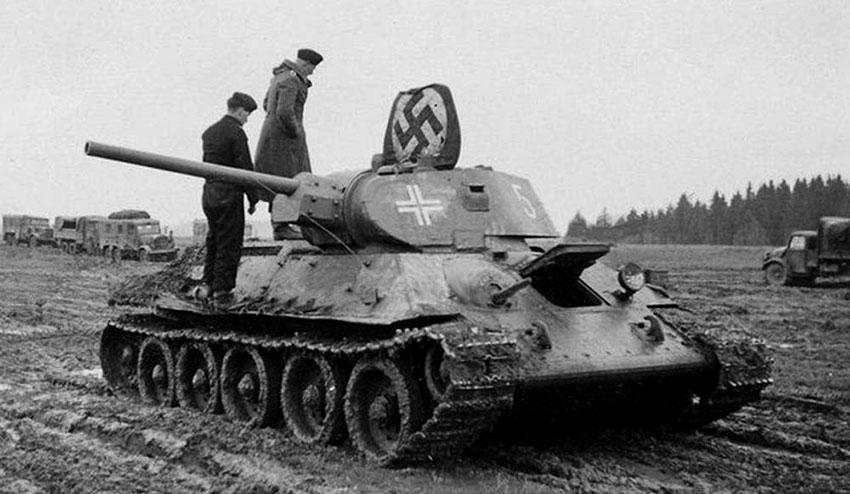 Немецкий Т-34
