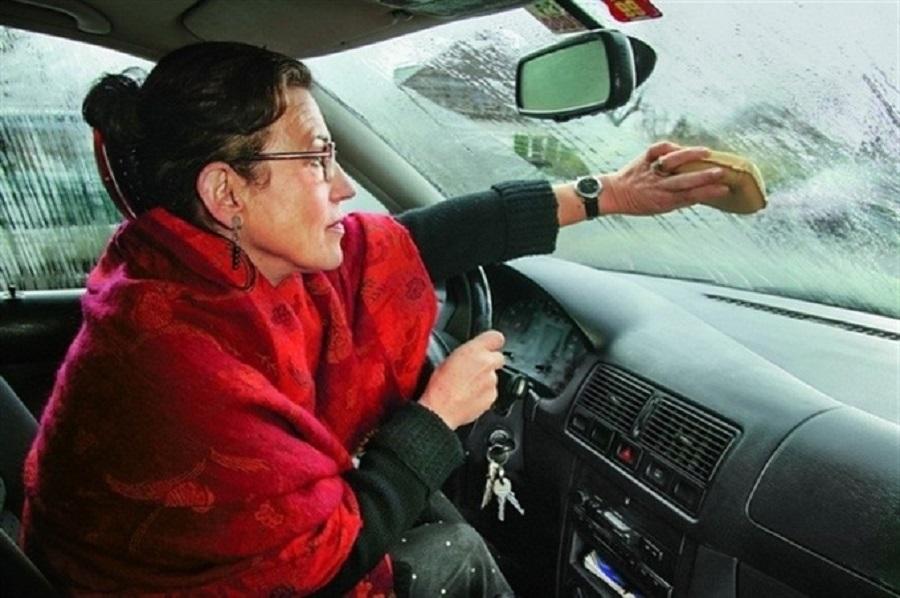 Как сделать что бы в машине было тепло