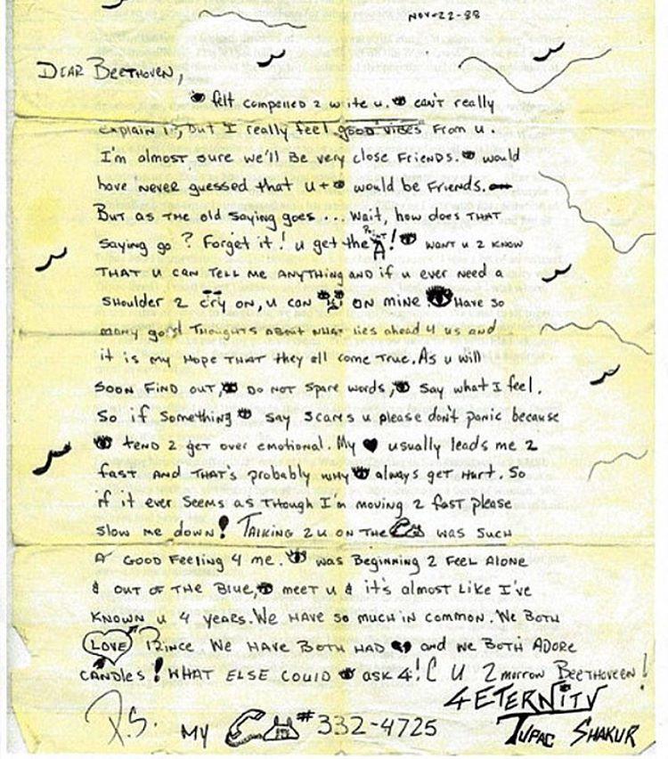 Письма про любовь секс