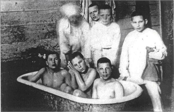 Детский коллектор. Ванная.