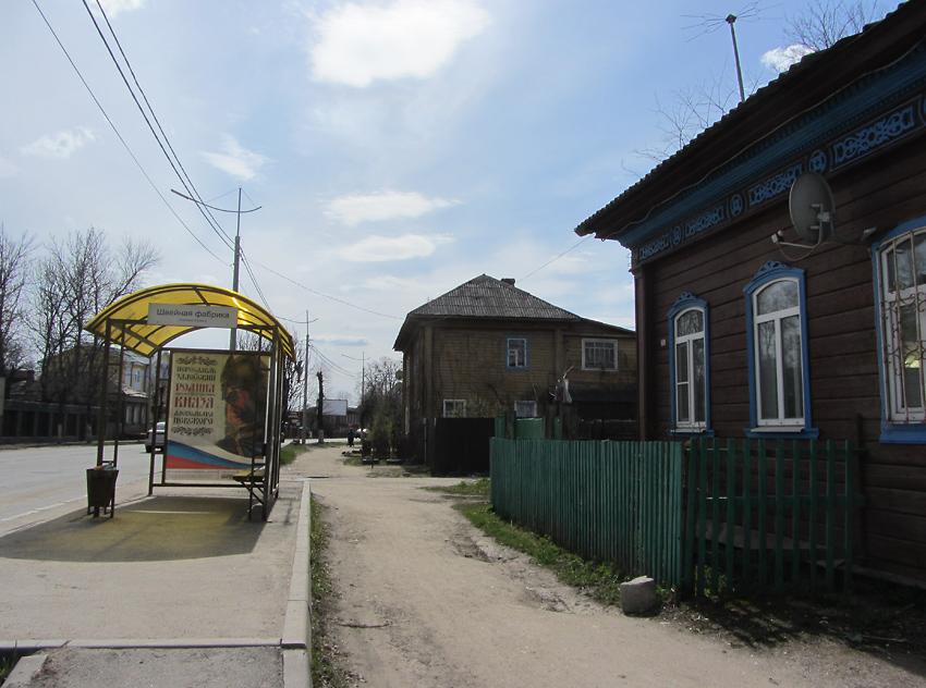 Переславль, ул. Кардовского