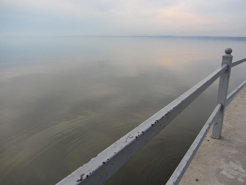 Плещеево озеро. Вечер
