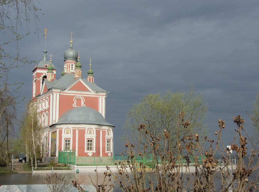 Церковь сорока мучеников Севастийских