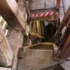 Колокольня в Гёттингене. Лестница (вид сверху).jpg