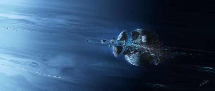 «Death of Triton», автор edlo.jpg