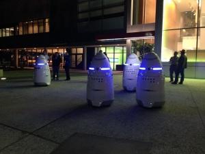 Роботы Knightscope K5