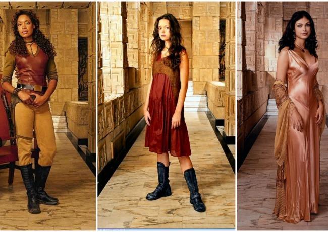 «Firefly». Women
