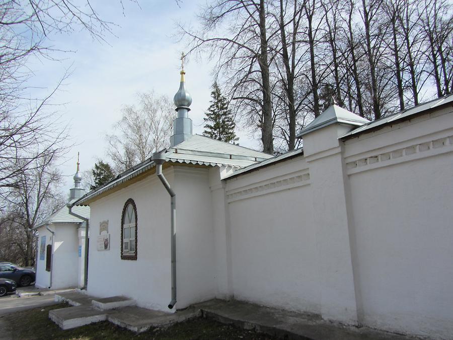 Переславль. Феодоровский женский монастырь
