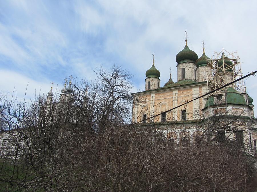 Успенский собор XVIII в.