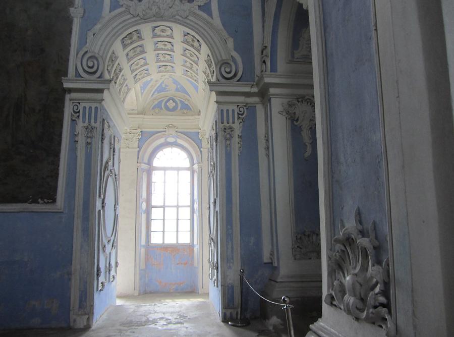 Успенский собор изнутри