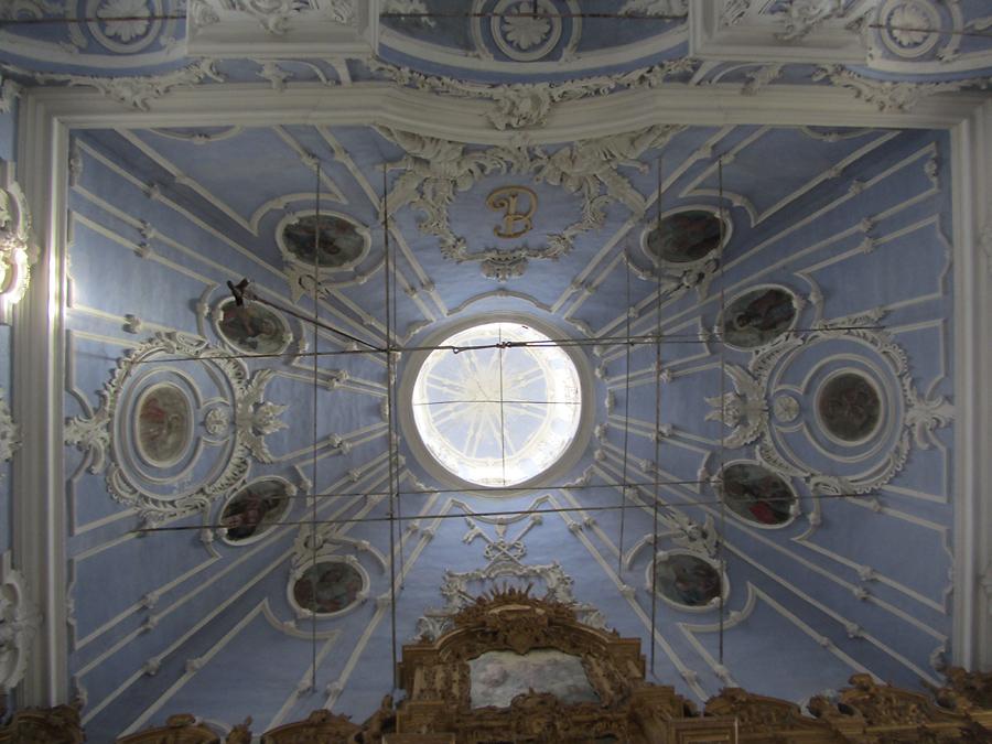 Успенский собор. Купол