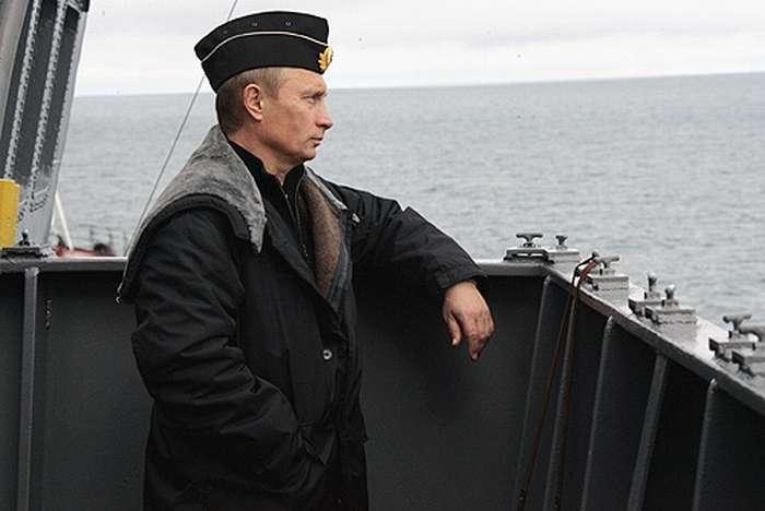 Путин_ВМФ