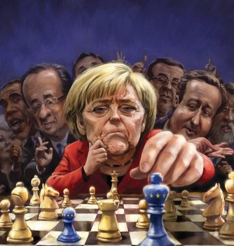 старушка европа