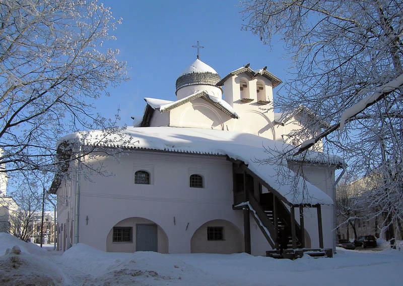 Церковь Жён-Мироносиц