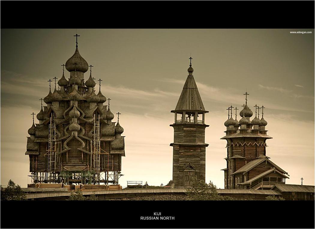 Кижи_летающая церковь